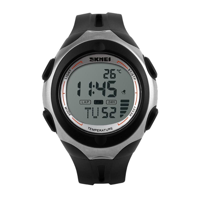 Đồng hồ thể thao nam đo nhiệt độ môi trường Skmei 1080