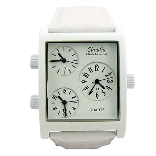 Đồng hồ nam Julius CA6755 màu trắng
