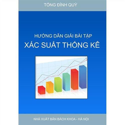 Hướng dẫn giải bài tập xác suất thống kê