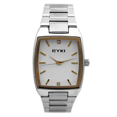 Đồng hồ nam EYKI EET8595AL mặt chữ nhật cá tính