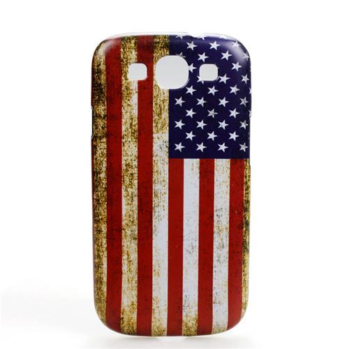 Ốp lưng samsung Galaxy SIII quốc kỳ Mỹ