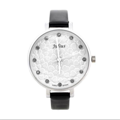 Đồng hồ nữ Julius JA-810 Trái tim tình đầu