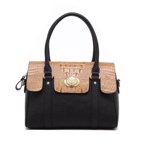 Túi xách nữ Marino Orlandi 7142156-M Hoạ tiết da cá sấu thời trang