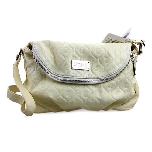 Túi đeo chéo miệng rúm Styluk MC003PU