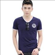 Áo T-Shirt nam tay ngắn body, kiểu dáng Hàn Quốc