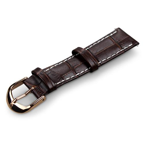 Dây đeo da cho đồng hồ siêu mỏng Bestdon BD9929G