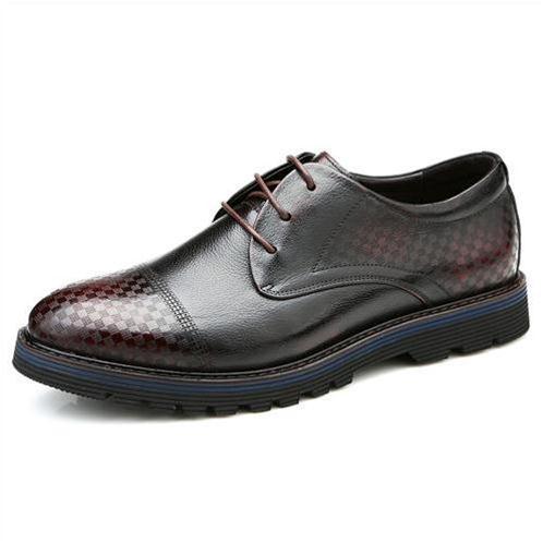 Giày da nam Olunpo QMD1401 cá tính