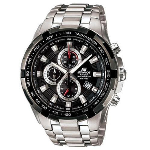 Đồng hồ Casio Dòng EDIFICE EF-539D-1AVDF (Đen (N4))-CA0003-4