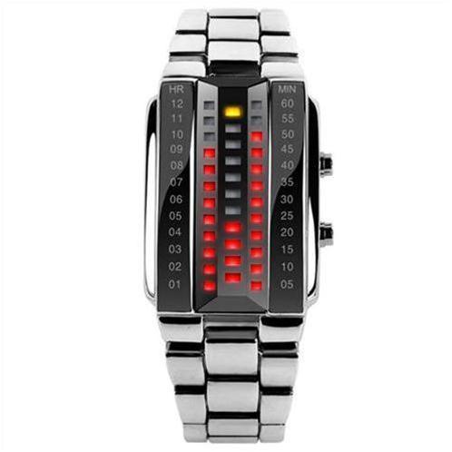 Đồng hồ điện tử SKmei 1013 mặt chữ nhật