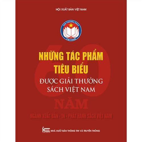 Những tác phẩm tiêu biểu được Giải thưởng Sách Việt Nam