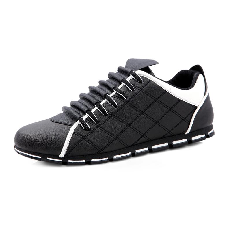 Giày da thể thao nam Vuitn Rooney