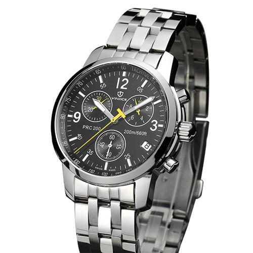 Đồng hồ nam Vinoce V633222G chống nước 20atm