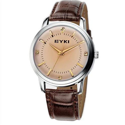 Đồng hồ nam Eyki  (Nâu vàng (N4))-EY00015-4