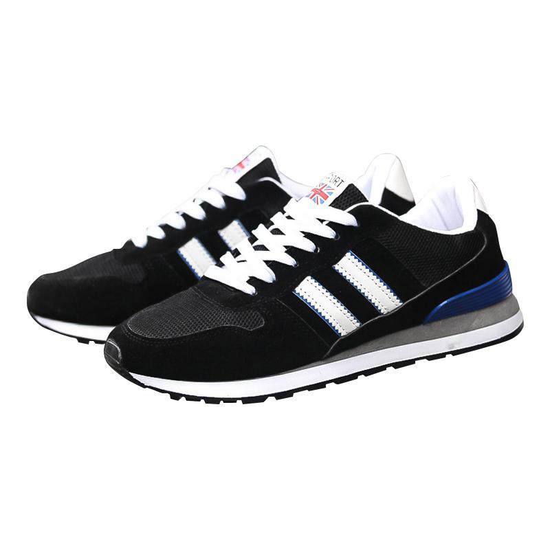 Giày sneaker thể thao Oubejargon phối màu