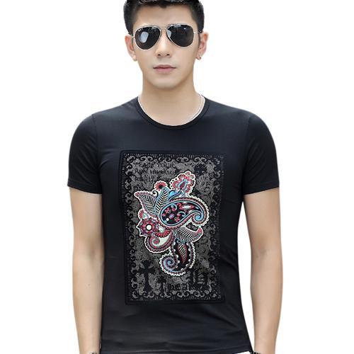 Áo T-Shirt nam họa tiết Zodiac Sinhillze