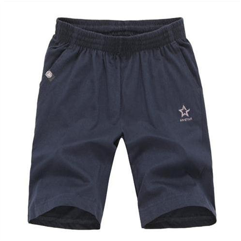 Quần short nam cotton An-Star phong cách sporty