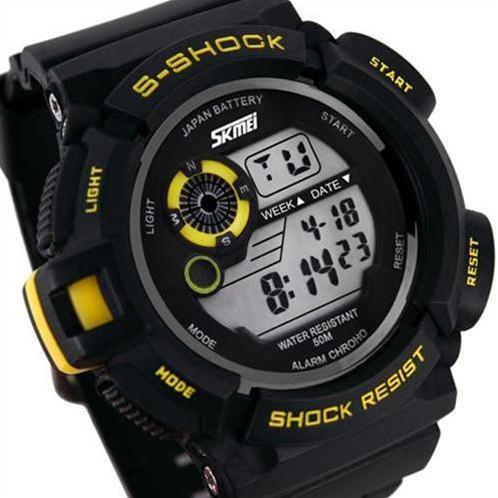 Đồng hồ điện tử nam thời trang Skmei 0939