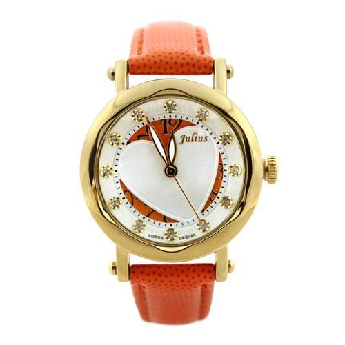 Đồng hồ nữ Nhịp đập trái tim Julius JA-792