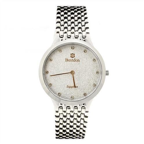 Đồng hồ nam siêu mỏng Bestdon (Mặt trắng kim vàng (N3))-BD0008-3