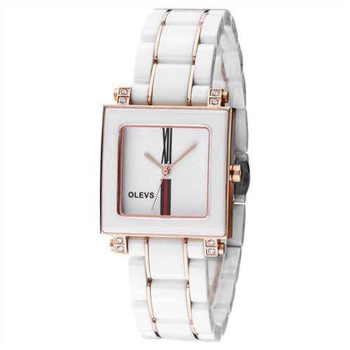 Đồng hồ nữ OLEVS Ô Cửa Nhỏ L32 Gold