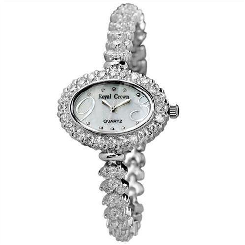 Đồng hồ nữ Royal Crown 3807 gắn đá tinh xảo