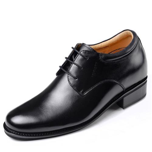 Giày nam tăng chiều cao GOG CP59510 Mũi vuông trẻ trung