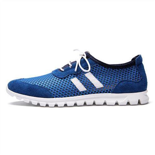Giày nam Simier 6656 - Chất liệu vải lưới