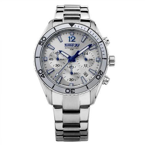 Đồng hồ nam Time2U 93-18926-31001 – tam nhãn thời trang