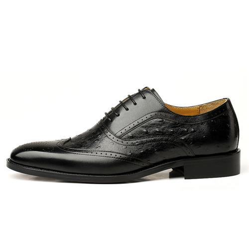 Giày da nam VANGOSEDUN VG78801 ấn tượng