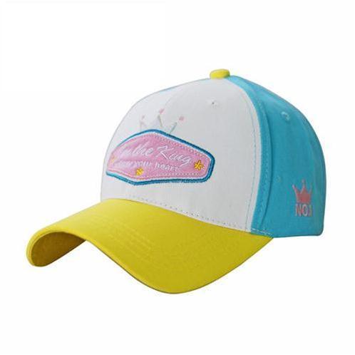 Mũ bóng chày một màu Pink Sheep