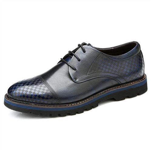 Giày da nam Olunpo QMD1401 tinh tế