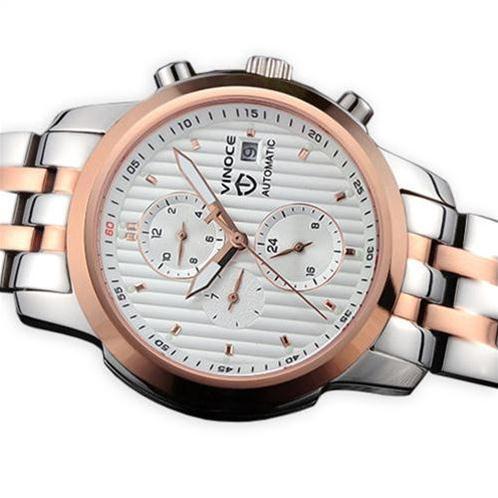 Đồng hồ cơ nam Vinoce V633229L
