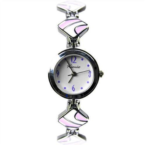 Đồng hồ thời trang KIMIO ô vuông màu sắc