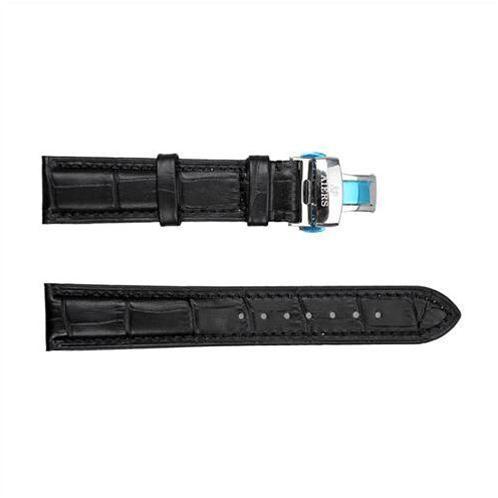 Dây đeo da cho đồng hồ nam Aiers B125G