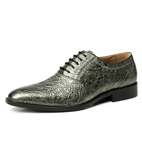 Giày da nam VANGOSEDUN VG78803 ấn tượng với nam giới