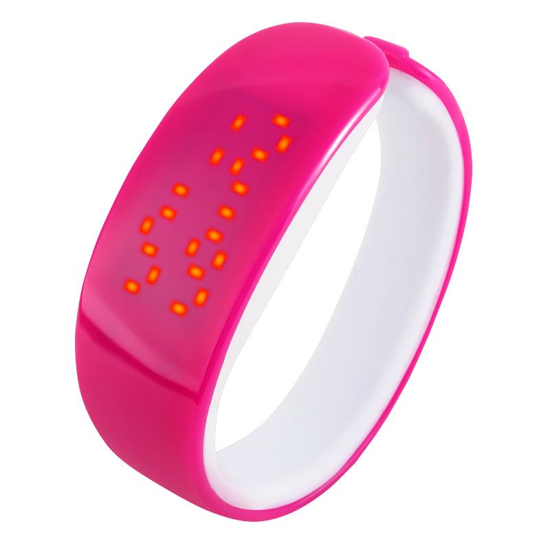 Đồng hồ vòng tay điện tử Skmei Unisex đèn led cảm ứng