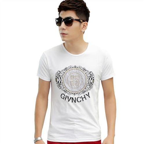 T-shirt nam ngắn tay Sinhillze họa tiết GIVNCHY