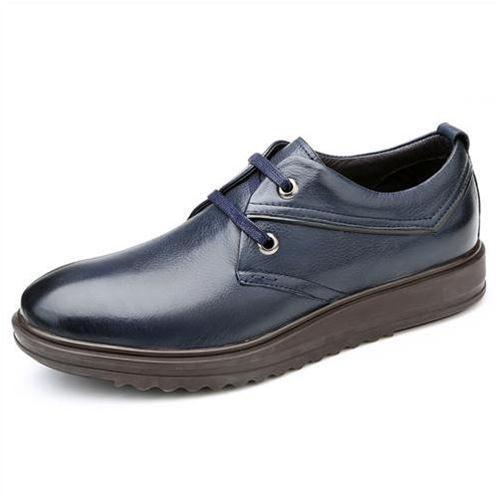 Giày da nam Olunpo QZK1404 khoe cá tính