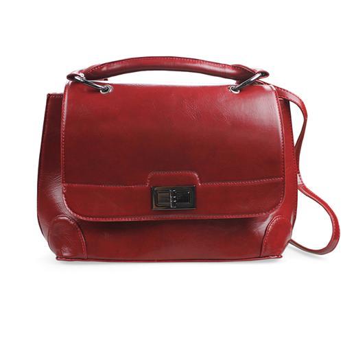 Túi nữ đeo vai khóa độc đáo Styluk GVN001