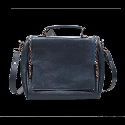Túi hộp nữ thời trang Styluk LQQ012PU