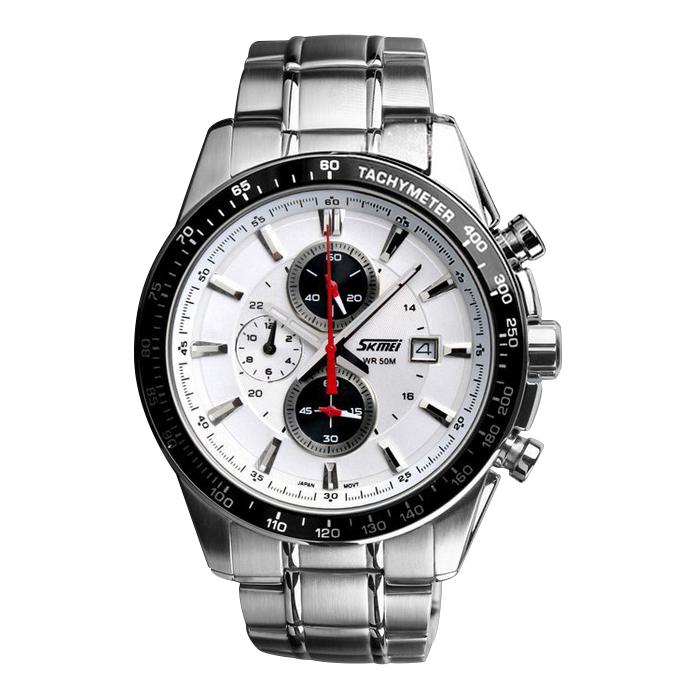 Đồng hồ nam Skmei 0980 dòng đồng hồ Chronograph