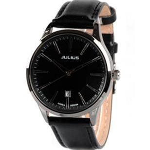 Đồng hồ nam Hàn Quốc dây da Julius  JA-372