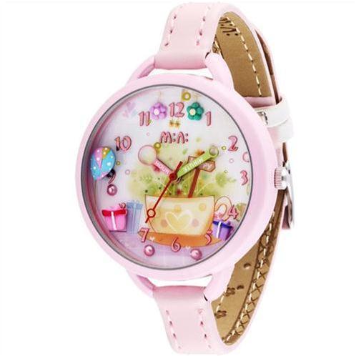 Đồng hồ nữ Mini MN961 thế giới sắc màu rực rỡ