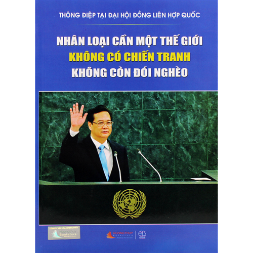 Thông điệp tại Đại Hội đồng Liên Hợp quốc: Nhân loại cần một thế giới không có chiến tranh, không còn đói nghèo
