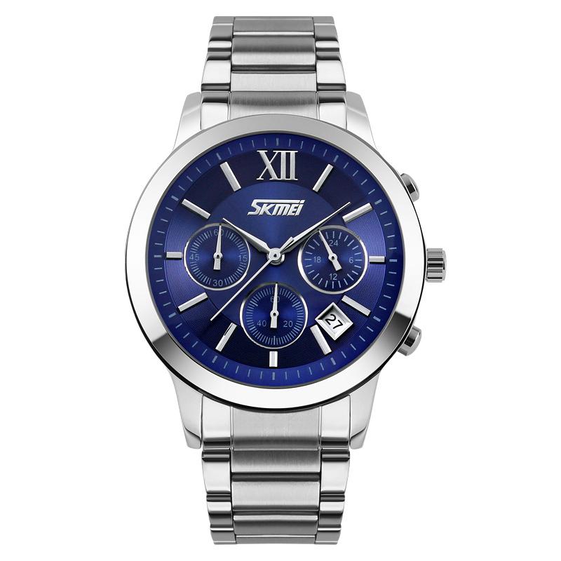 Đồng hồ thời trang nam sáu kim Skmei 9097