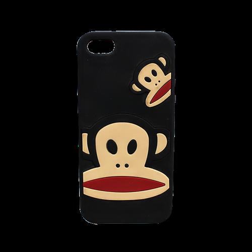Vỏ Iphone 5/5s Khỉ con dễ thương