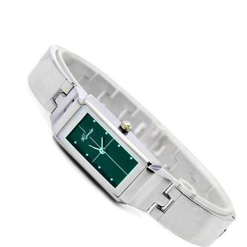 Đồng hồ KIMIO vòng tay mặt chữ nhật phong cách Hàn Quốc