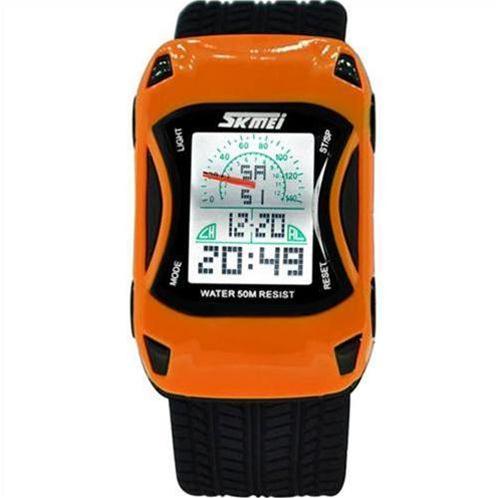 Đồng hồ thể thao Siêu Xe Skmei 0961 cho bé