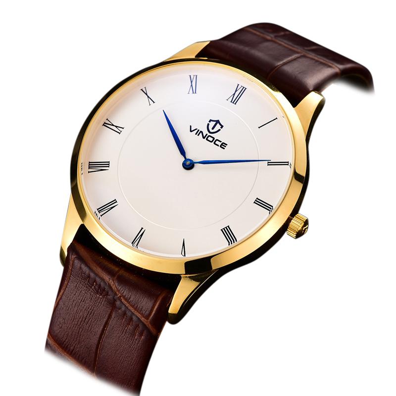 Đồng hồ Vinoce phong cách quý ông Melbourne