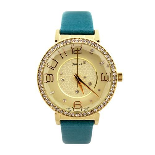 Đồng hồ nữ Julius JA-807 Vòng xoay đá